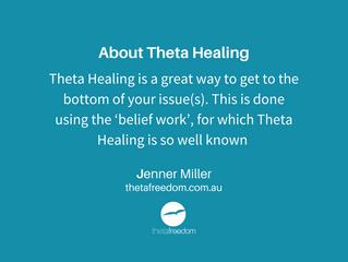 About Theta Healing