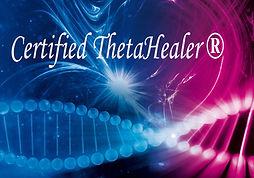 Jenner certified theta healer