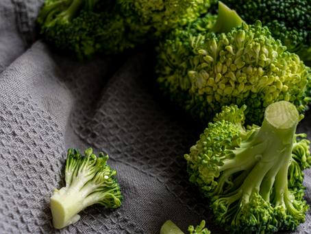 Recept ~ Gebakken Broccoli
