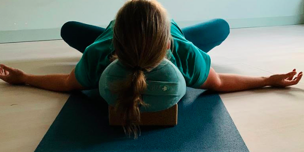 Yin Yoga & Reiki - English