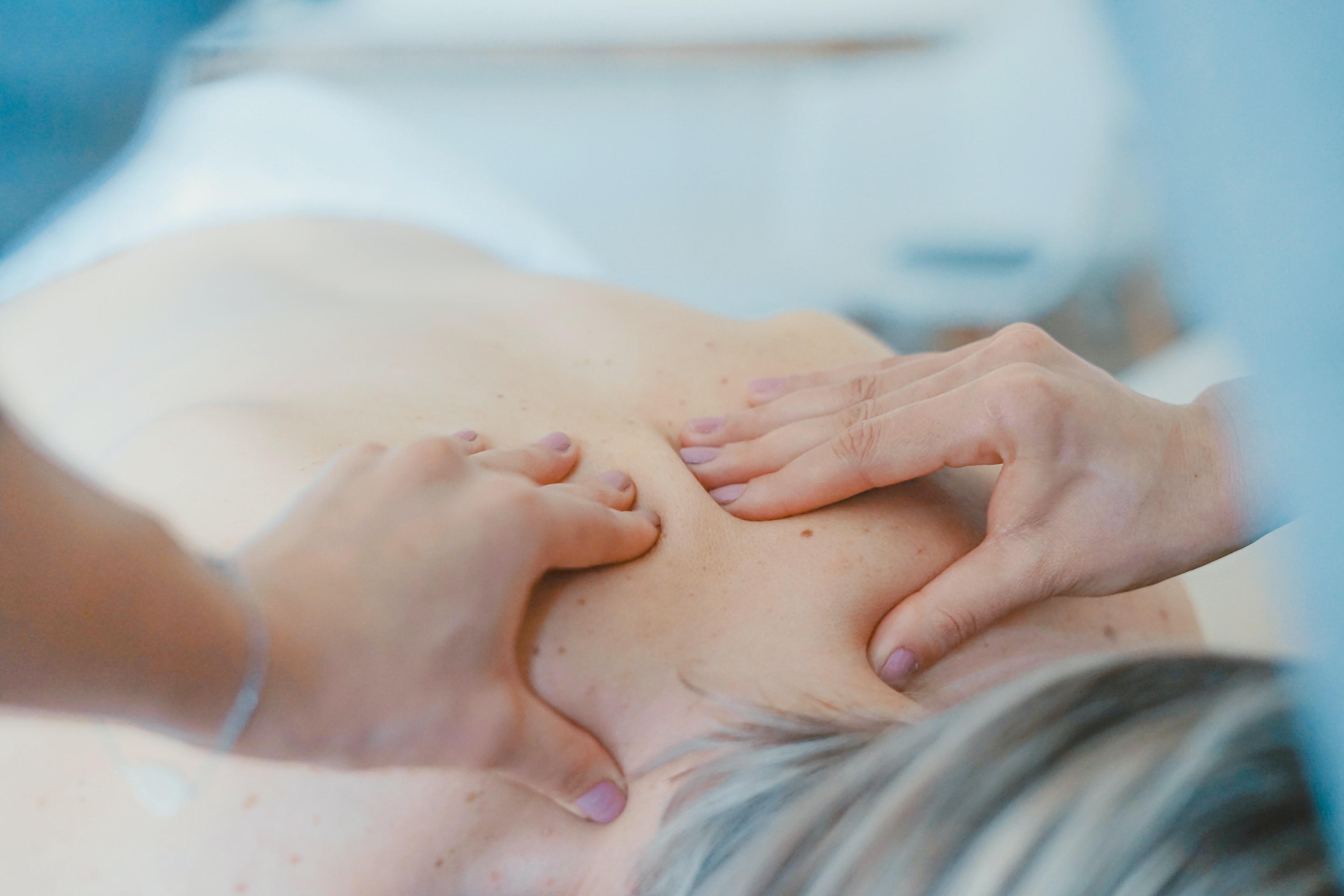 Ontspannings massage - 60 minuten