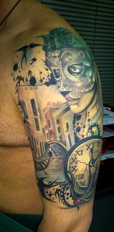 Venice  Tattoo