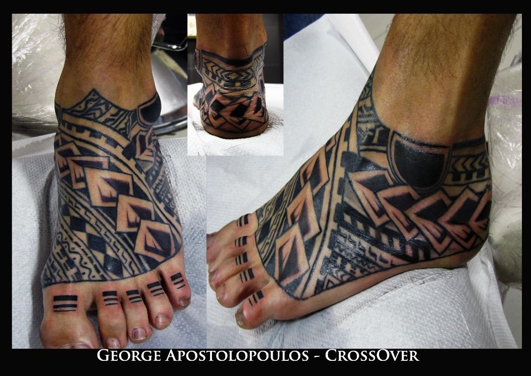 samo free hand tattoo