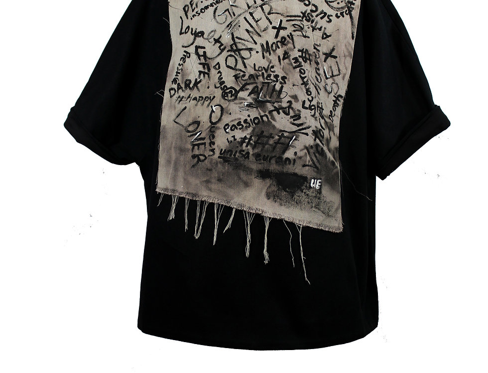Graffiti Kimono