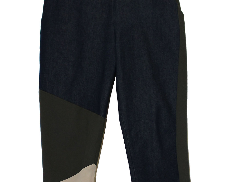 Contrasting Pant