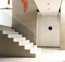 IT Pro Photo Shoot - Custom Stairs and Railing