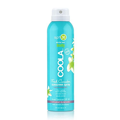 COOLA® Eco-Lux Body SPF 30 Organic Sunscreen Spray