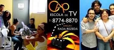 31 atores da CAP Escola de TV na Bahia foram selecionados para as gravações do filme Desamores.