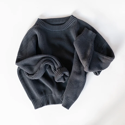 KINDLY.her    Women's Chunky Knit Sweater