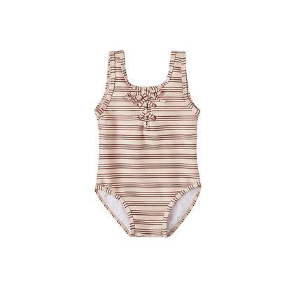 Rylee+Cru    Rib Swimsuit