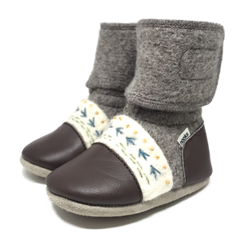 Nooks Booties | Caribou