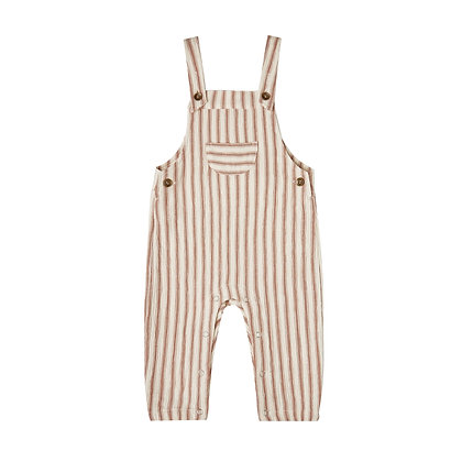 RYLEE and CRU || Striped Overalls