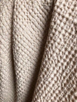 SHOP EXCLUSIVE!    Waffle Linen Blanket