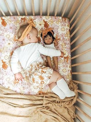 Savannah + Three || Crib Sheets