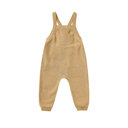 Quincy MAE || knit overalls | + more colours