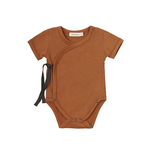 phil + phae || cross-over bodysuit | heather + hazel