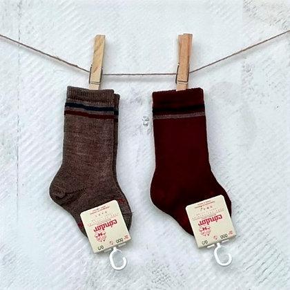 Cóndor || Merino Stripe Knee  Sock