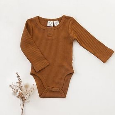 Willow Ribbed Bodysuit | + More Colours