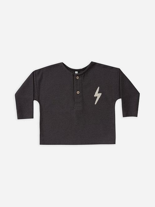Bolt Henley Sweatshirt