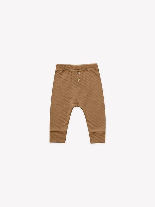 Pointelle Pajama Pant | Walnut