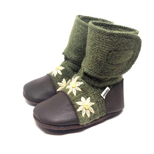 Nooks Booties | Fall Daisy