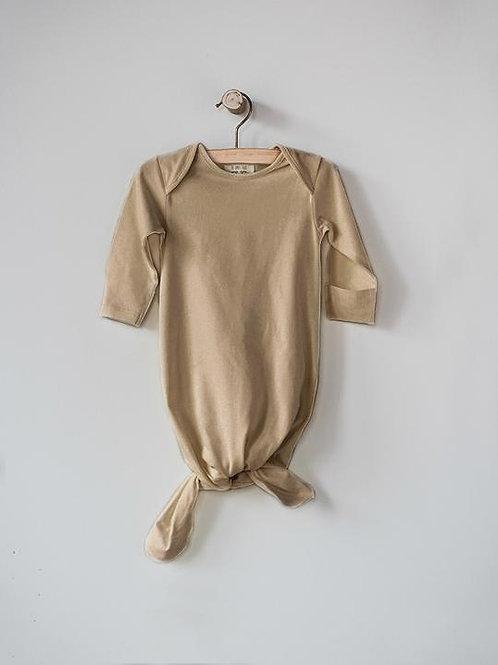 The Sleep Gown   Camel