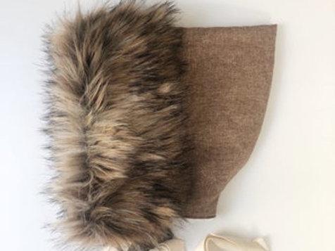 Wild + Child Pixie Bonnet Hood | More Colours