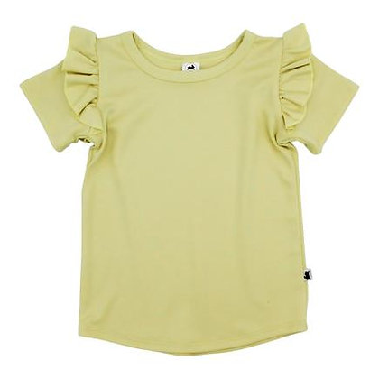 KINDRED || Ruffle Tee Shirt