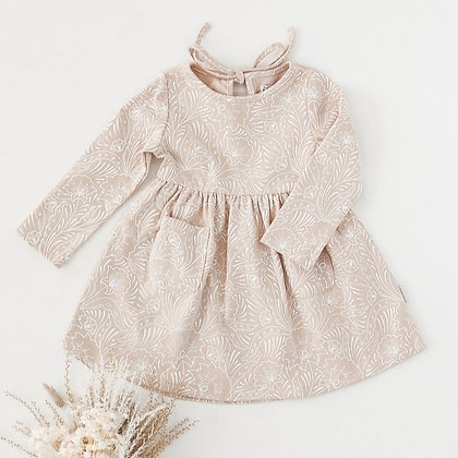 Karibou Kids    Royal Visit Pocket Dress