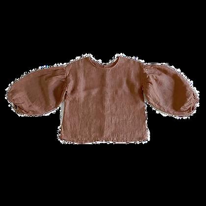 the SIMPLE FOLK || balloon sleeve top