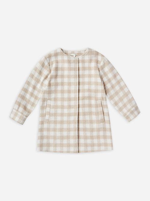 Winnie Coat | Oat