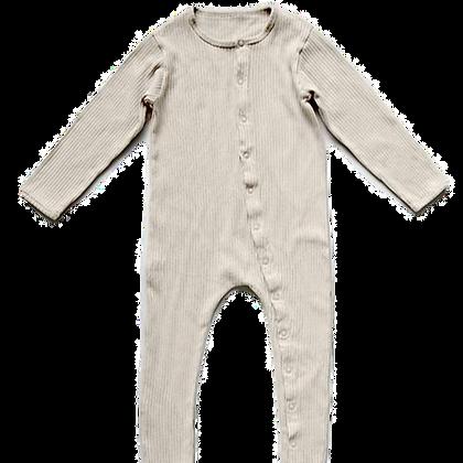 the SIMPLE FOLK || ribbed pajama | undyed