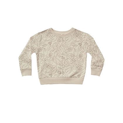Rylee + Cru || Wild Rose Sweatshirt