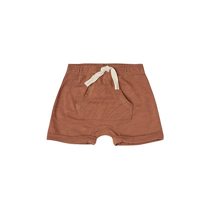 RYLEE and CRU || Front Pouch Short
