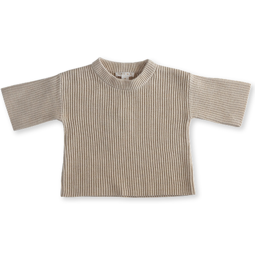 Dropped Shoulder Sweater | + more colours