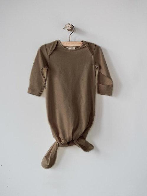 The Sleep Gown | Walnut