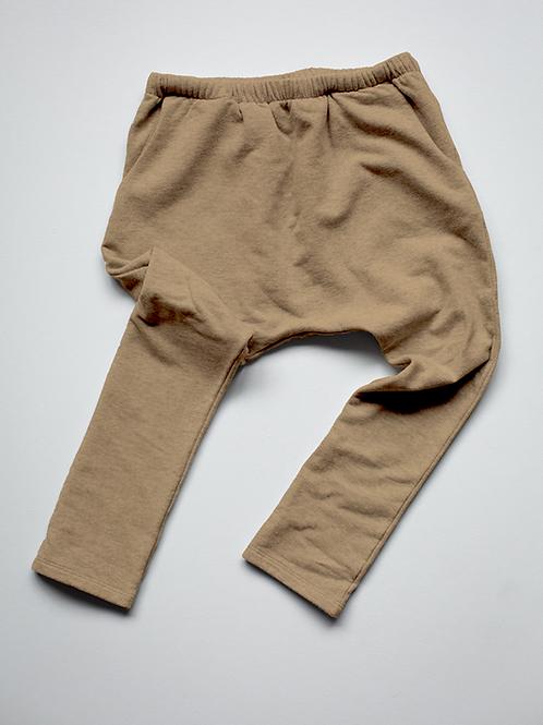 Fleece Trousers | Camel