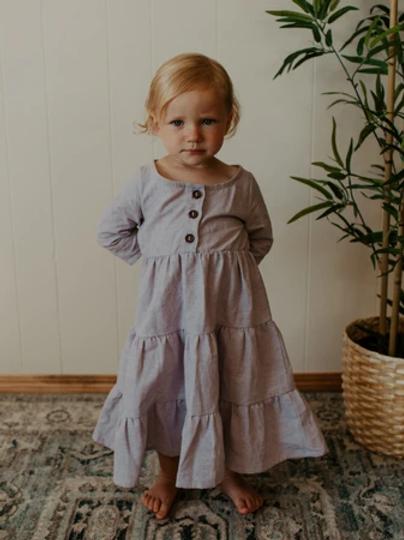 The Maple Collection Paris Dress  |          3 Colours