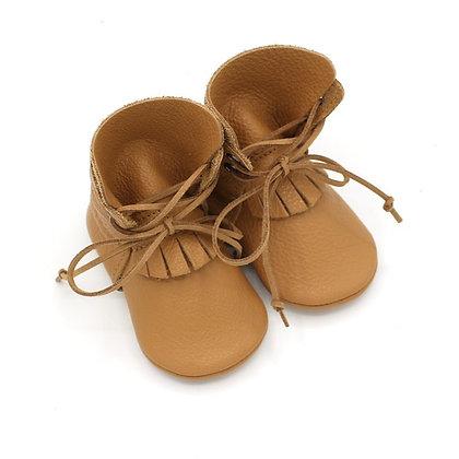 POSH PANDA    Fringed Boots