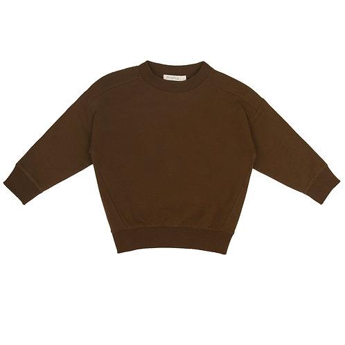 Oversized Sweater | Moss