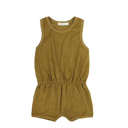 Phil and Phae  || frotté playsuit | more colors