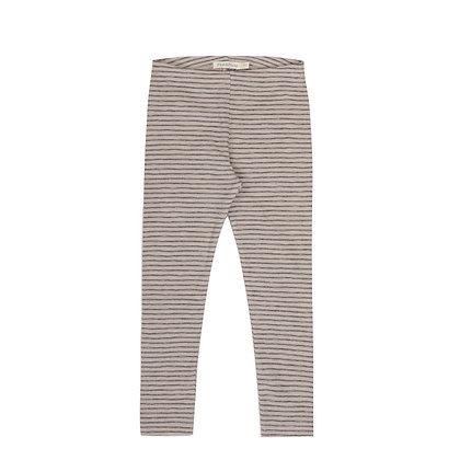 Phil and Phae || graphite stripe leggings