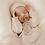 Thumbnail: ZIGGY Lou    heirloom fleck bonnet