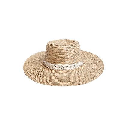 RYLEE and CRU || Ribbon Brim Hat