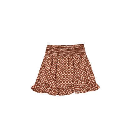 RYLEE and CRU  || Wrap Ruffle Skirt