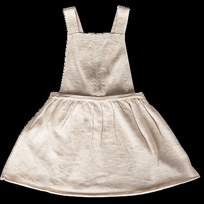 GROWN Australia    Slub Linen Dress