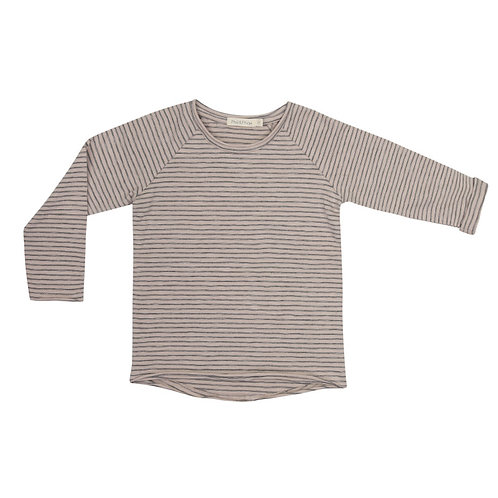 Raglan Tee | Striped