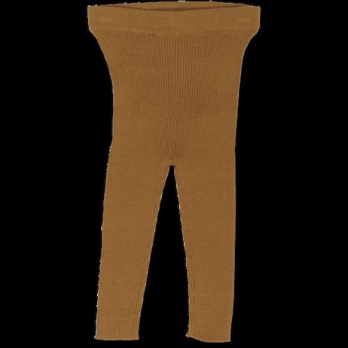 Ribbed Essential Legging   Marigold