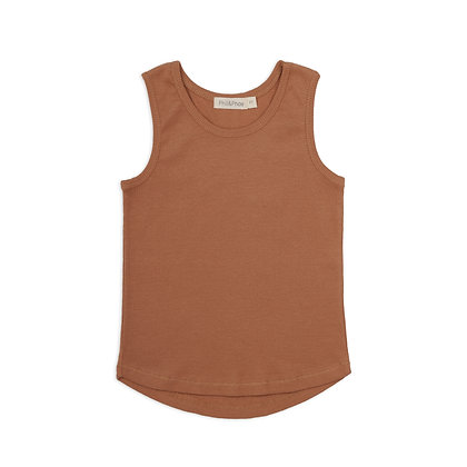 Phil and Phae  || rib tank top