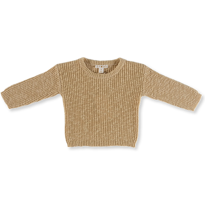 GROWN Australia || Chunky Knit Sweater